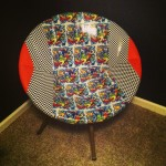 The Duct Tape Chair